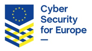 Cyber Security for Europe